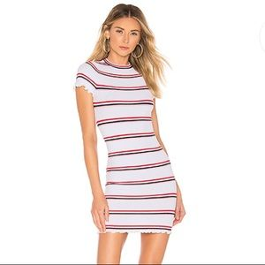 About Us Dresses - NEW About Us X REVOLVE Sammie Mini Tee Dress